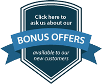 Master Clean Services bonus offers